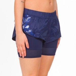 Adidas x Stella McCartney 2 in 1 Shorts